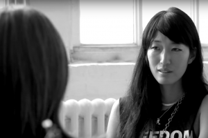 SEPTEMBER WATCHING A ROBOT GET INTERVIEWED BY A MUSICIAN IS AS MINDBLOWING AS IT SOUNDS
